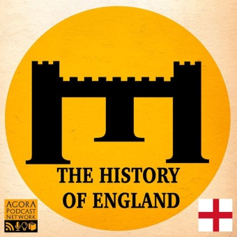 The History of England podcast artwork