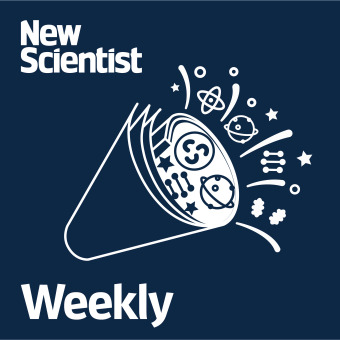 New Scientist Weekly podcast artwork