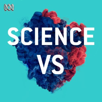 Science Vs podcast artwork