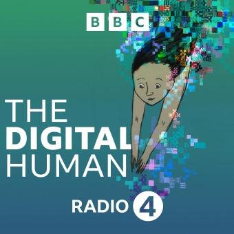 The Digital Human podcast artwork