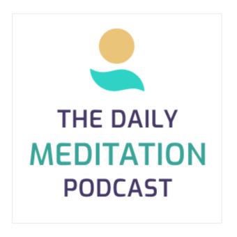 Daily Meditation Podcast podcast artwork