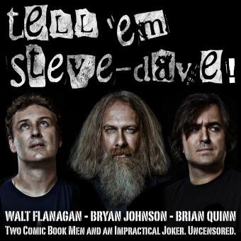 Tell Em Steve-Dave podcast artwork
