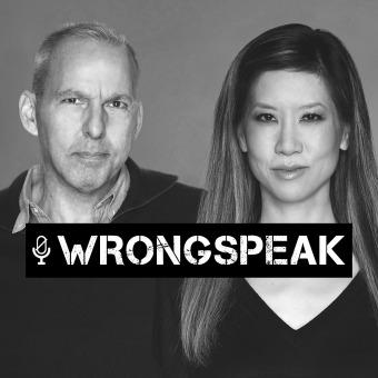 Wrongspeak podcast artwork
