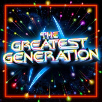 The Greatest Generation podcast artwork