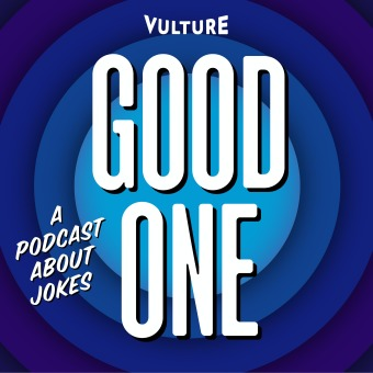 Good One: A Podcast About Jokes podcast artwork