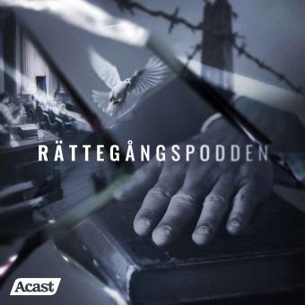 Rättegångspodden podcast artwork