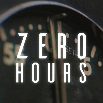 Zero Hours podcast artwork