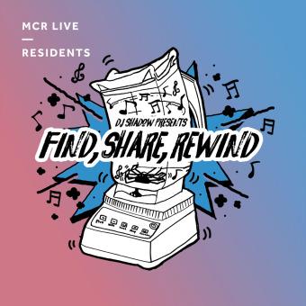 DJ Shadow Presents Find, Share, Rewind Podcast podcast artwork