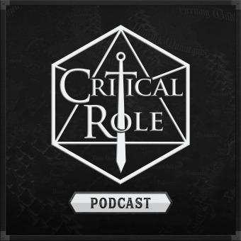 Critical Role podcast artwork