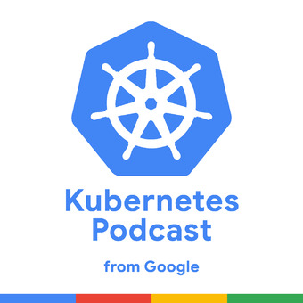 Kubernetes Podcast from Google podcast artwork