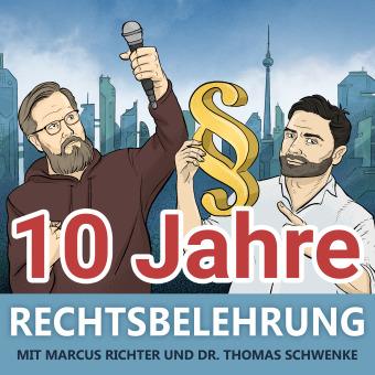 Rechtsbelehrung - Recht, Technik & Gesellschaft podcast artwork