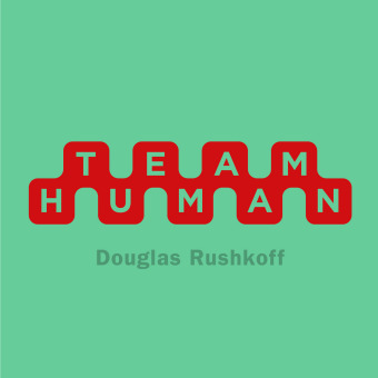 Team Human podcast artwork