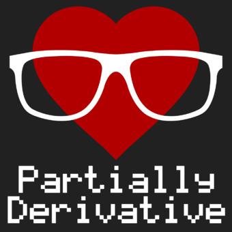 Partially Derivative podcast artwork