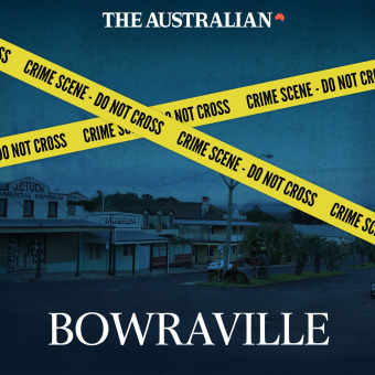 Bowraville podcast artwork