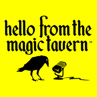 Hello From The Magic Tavern podcast artwork