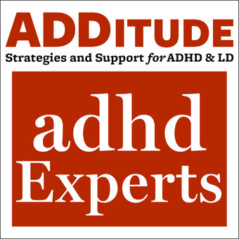 ADHD Experts Podcast podcast artwork