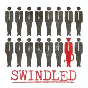 Swindled podcast artwork