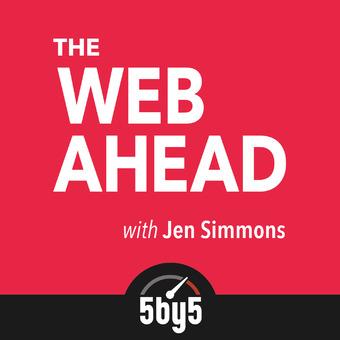The Web Ahead podcast artwork