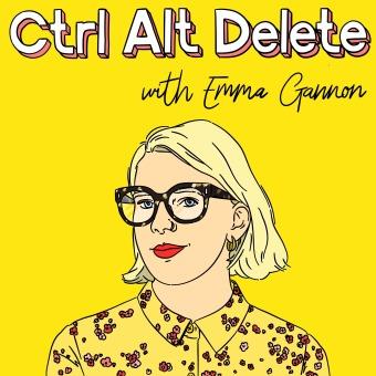 Ctrl Alt Delete podcast artwork