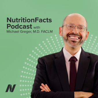 Nutrition Facts with Dr. Greger podcast artwork