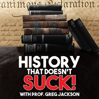 History That Doesn't Suck podcast artwork