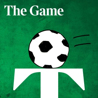 The Game Football Podcast podcast artwork