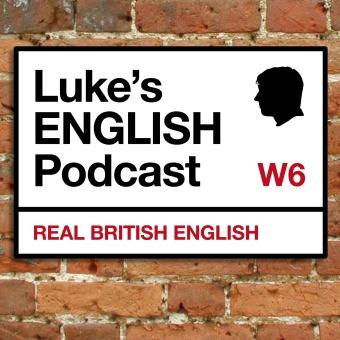 Luke's ENGLISH Podcast - Learn British English with Luke Thompson podcast artwork