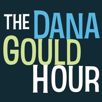 The Dana Gould Hour podcast artwork