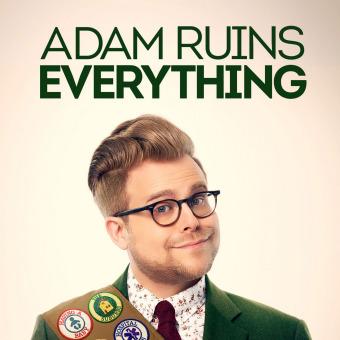 Adam Ruins Everything podcast artwork