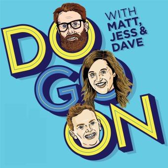 Do Go On podcast artwork