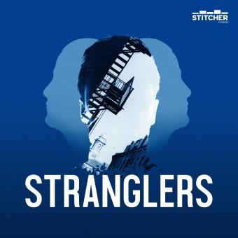 Stranglers podcast artwork