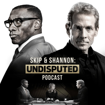 Skip and Shannon: Undisputed podcast artwork