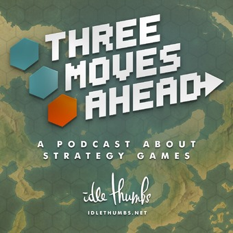 Three Moves Ahead podcast artwork