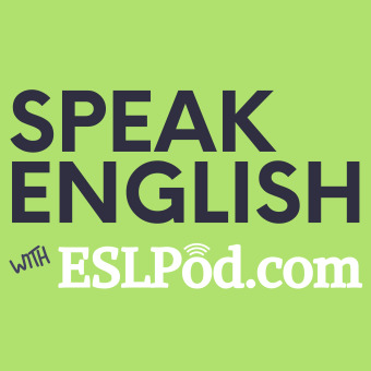 English as a Second Language (ESL) Podcast - Learn English Online podcast artwork