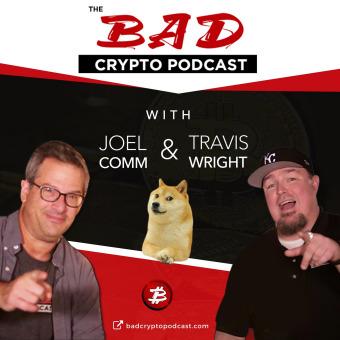 The Bad Crypto Podcast podcast artwork