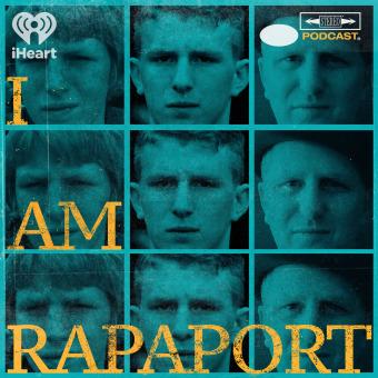 I AM RAPAPORT: STEREO PODCAST podcast artwork