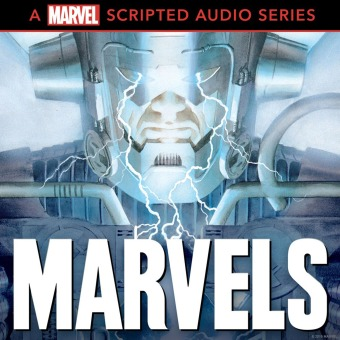 MARVELS podcast artwork