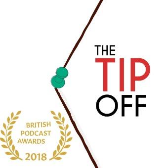 The Tip Off podcast artwork