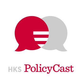 PolicyCast podcast artwork