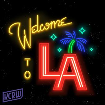 Welcome to LA podcast artwork