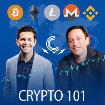 CRYPTO 101 podcast artwork