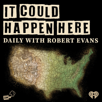 It Could Happen Here podcast artwork