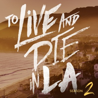 To Live and Die in LA podcast artwork