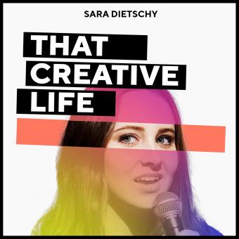 That Creative Life podcast artwork
