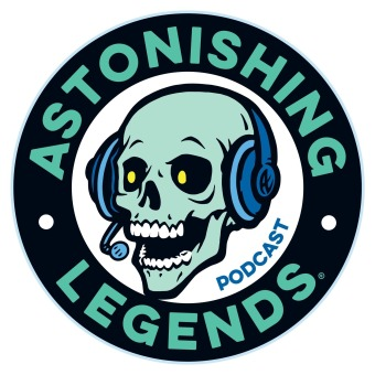 Astonishing Legends podcast artwork