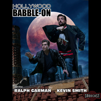 Hollywood Babble-On podcast artwork
