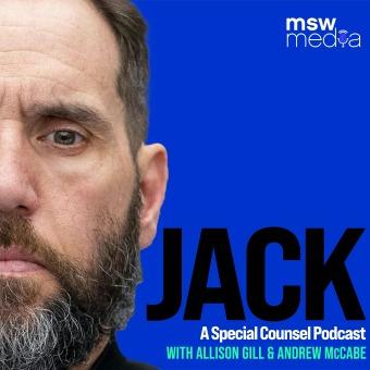 Mueller, She Wrote podcast artwork