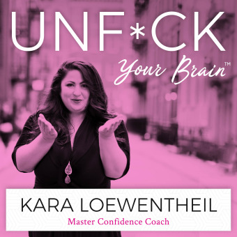 UnF*ck Your Brain podcast artwork