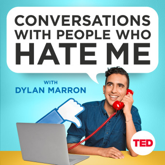 Conversations with People Who Hate Me podcast artwork