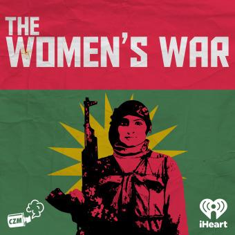 The Women's War podcast artwork